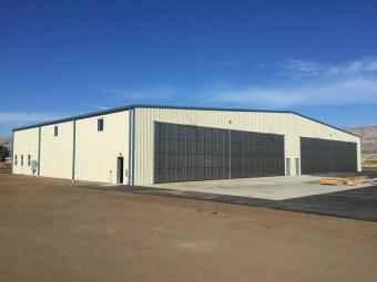 Flex Hanger in Dallesport, WA.