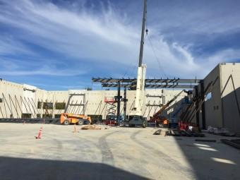 Flowserve facility in Ridgefield, WA.
