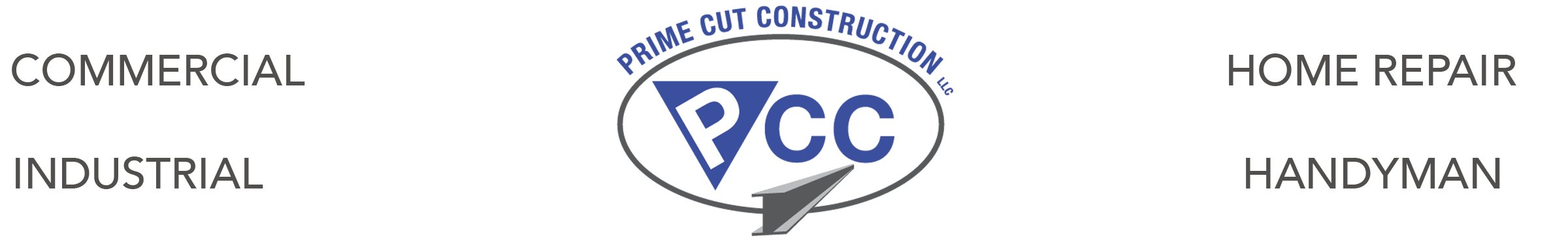Prime Cut Construction Logo